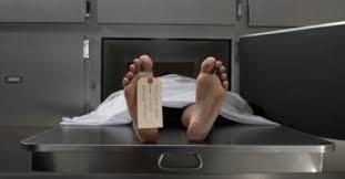 dead feet