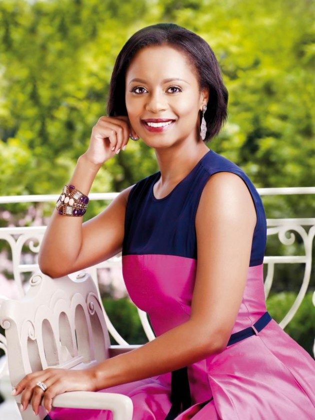 Business Woman Khanyi Dhlomo