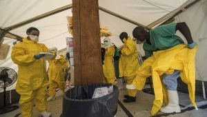 ebola scary