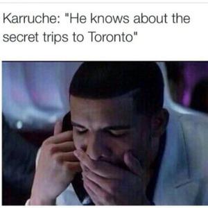 Drake trip