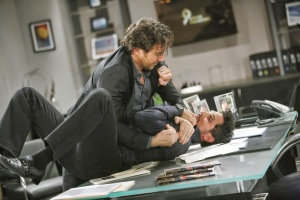 Ridge and bill fight