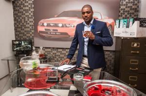 Mpumelelo Bhulose Plays the shady hood millionare Muzi Xulu on SABC1's Uzalo