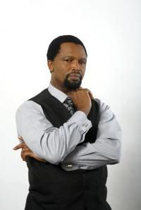 Sello Make Ka Ncube, plays Daniel Nyathi, Scandal's own Prime Evil.