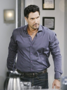 Don Diamont, plays the sexy and evil Bill Spancer in Bold and the beutiful