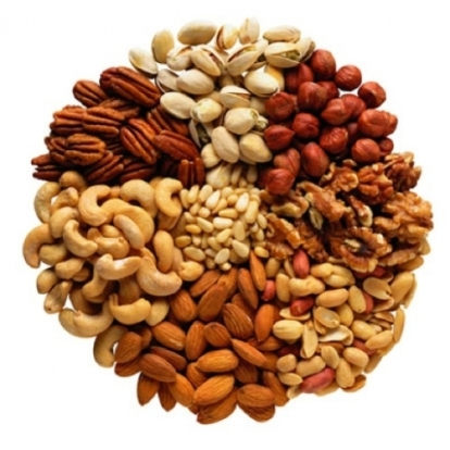 Image result for nuts for the liver