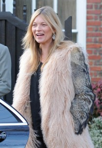 Kate Moss leaves her home with her husband Jamie Hince on her 41st birthday Featuring: Kate Moss Where: London, United Kingdom When: 16 Jan 2015 Credit: WENN.com